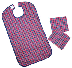 Aidapt Adult Dining Bibs (3 piece)