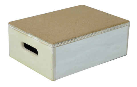 Aidapt Cork Top Step Box 6 inch with rubber base