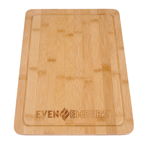 Even Embers® Wooden Cutting Board