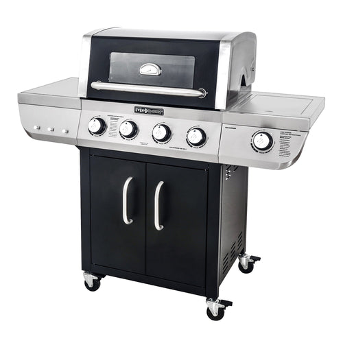 Even Embers® Four Burner Gas Grill
