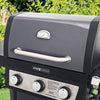 Even Embers® Three Burner Metallic Slate Gas Grill
