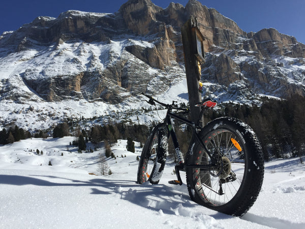 Fat bikes are just a fad, right? - Sophie Nolan