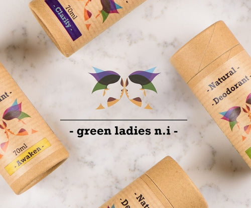 Green Ladies NI Gift Card