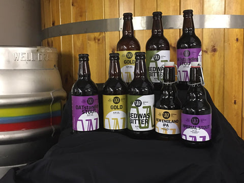 Well Drawn Brewing Range
