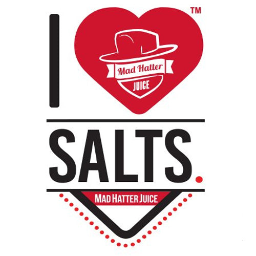 Ejuice - I Love Salts by Mad Hatter