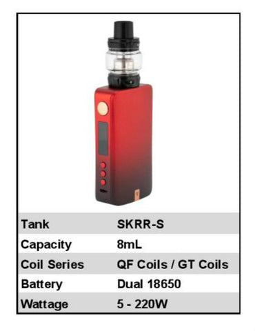 Vaporesso Gen large - Best Box Mod Kit 2020