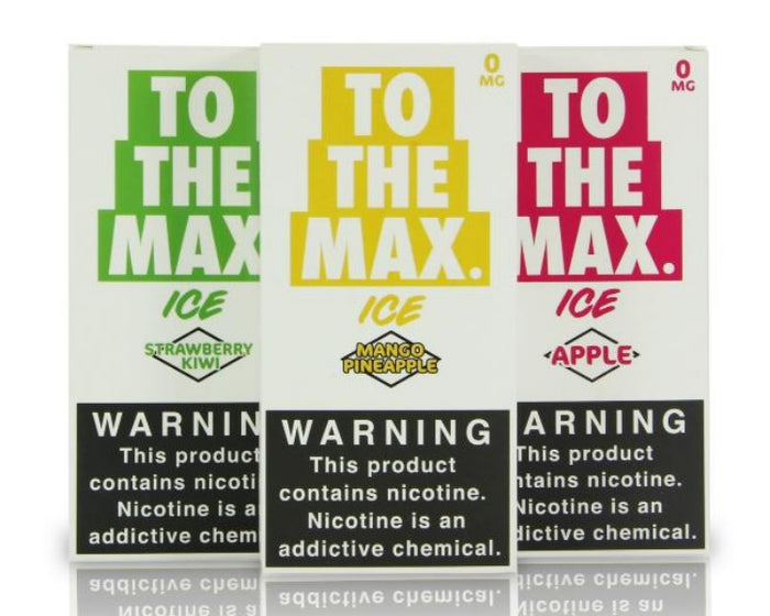 To The Max - Menthol Bundle (3 Packs/360mL)