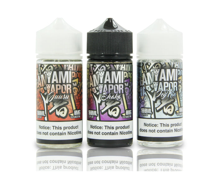 Yami Vapor - Fruit Bundle (3 Packs/300mL)