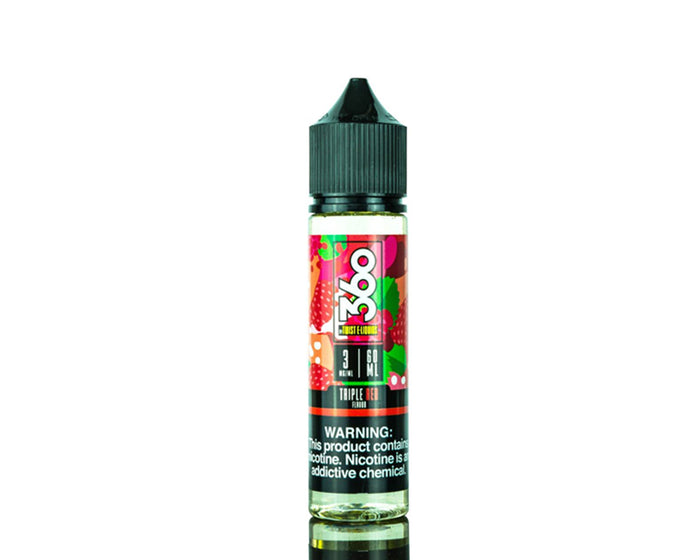 360 Twist - Triple Red (60ml / 180ml)