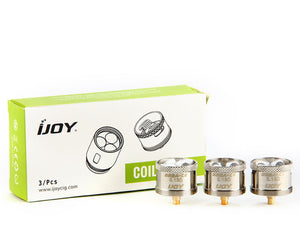 iJoy Captain X3 Replacement Coils (3 Pc)