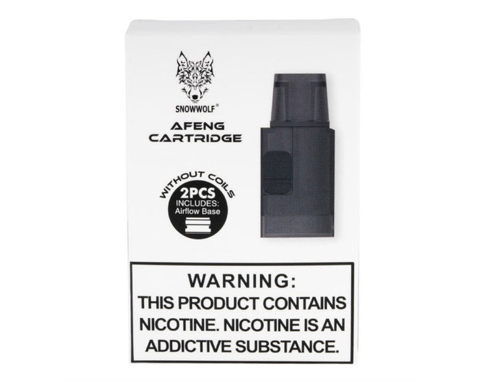Snowwolf AFeng Replacement Pods (2 Pc)