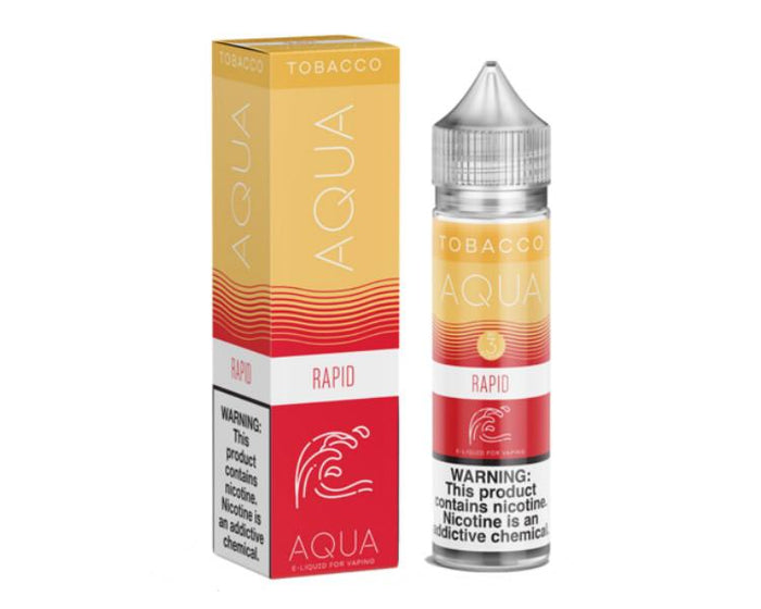 Aqua - TOBACCO Rapid (60mL)