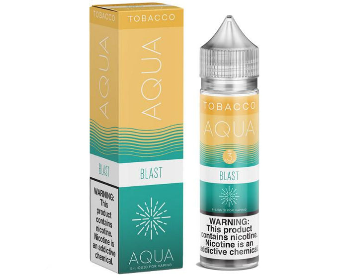 Aqua - TOBACCO Blast (60mL)