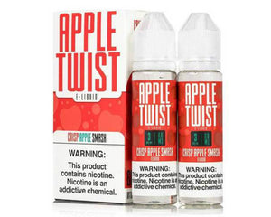 Apple Twist - Crisp Apple Smash (120mL)