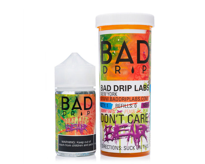 Bad Drip - Don't Care Bear (60mL)