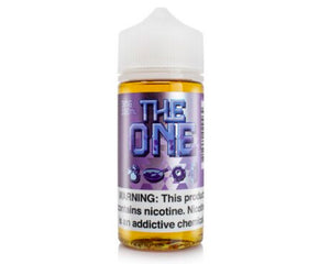 Beard Vape Co - The One Blueberry (100mL)