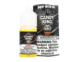 Candy King On Salt - Worms (30mL)