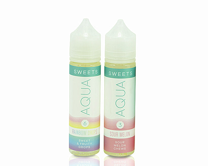 Aqua - Candy Bundle (2 Pack/120mL)