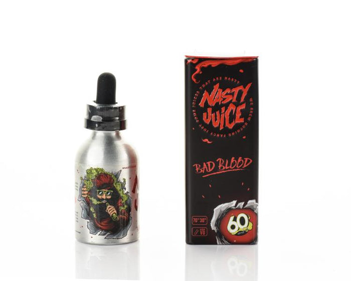 Nasty Juice - Bad Blood (60ml)