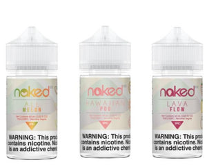 Naked 100 - Fruit Bundle