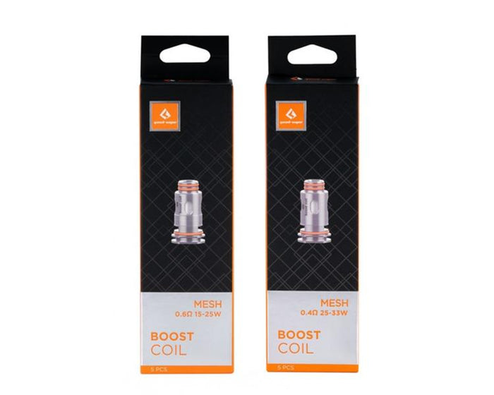GeekVape Aegis Boost Replacement Coils (5 Pc)