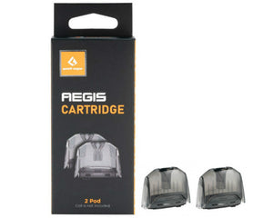 GeekVape Aegis Replacement Pod Cartridges (2 Pc)