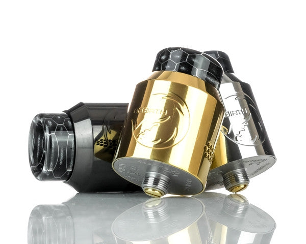 Hellvape x Mike Vapes Rebirth RDA