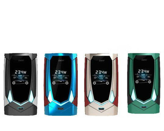 iJoy Avenger PD270 234W TC Starter Kit/Mod (2pc 20700 Battery Included)