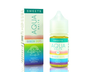 Aqua Salt Rainbow Drops