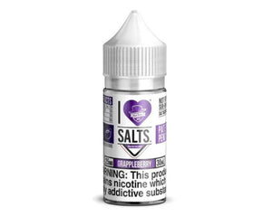 I Love Salts by Mad Hatter - Grappleberry (30ml)