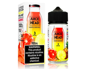 Juice Head - Pineapple Grapefruit (100mL)