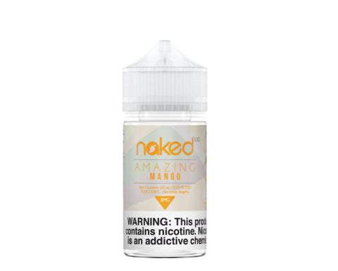 Naked 100 - Amazing Mango (60ml)