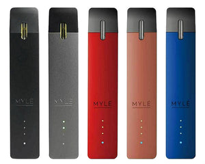 Myle Pod Starter Kit Mix Colors