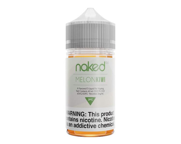 Naked 100 - Melon Kiwi (60mL)