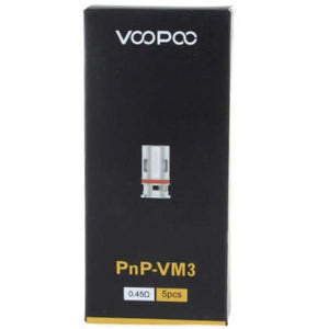 VOOPOO PnP Replacement Coils - VM3