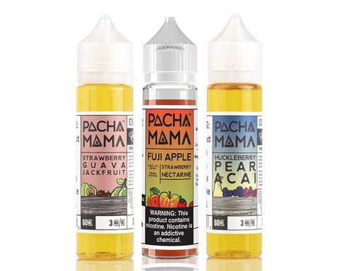 Pachamama - Fruit Bundle (3 Pack/180mL)