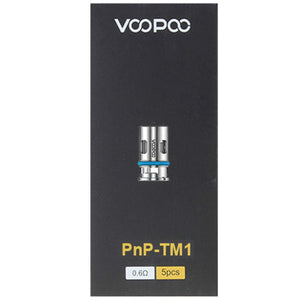 VOOPOO PnP Replacement Coils (5 Pc) - TM1
