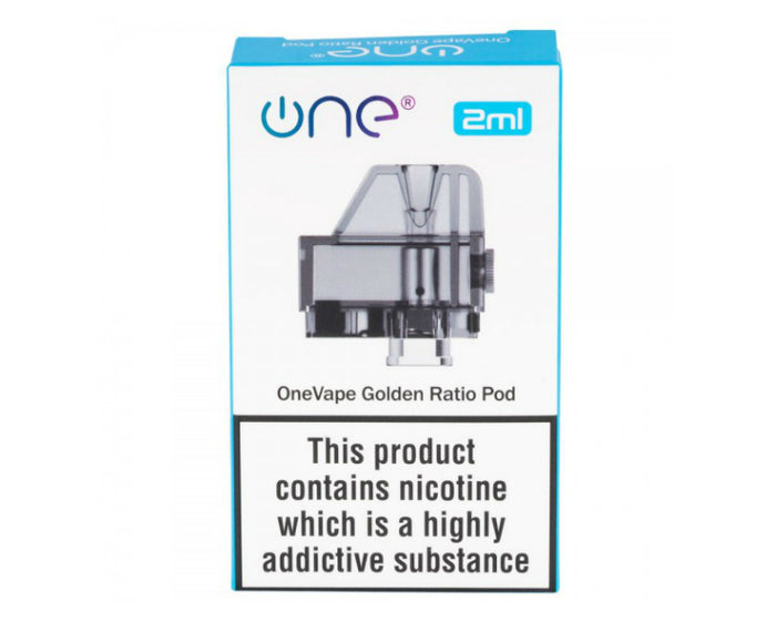 OneVape Golden Ratio Replacement Pod (1 Pc)