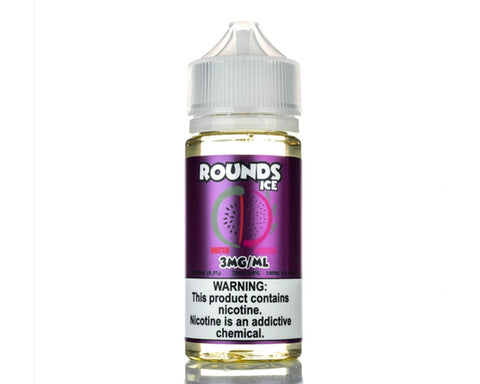 Rounds - Water Dragon Iced (100ml)