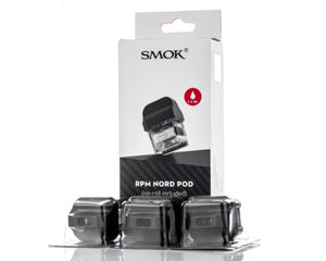 SMOK RPM Replacement Pods (3 Pc)