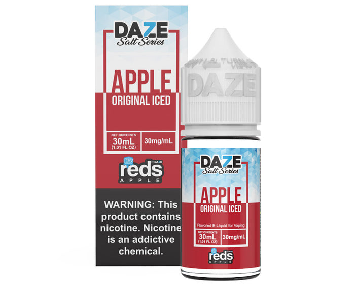 Reds Salt - Apple ICED (30mL)