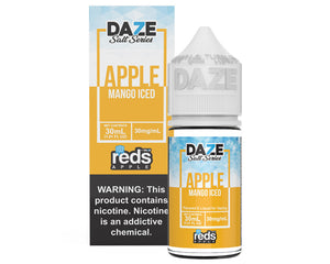 Reds Salt - Apple Mango ICED (30mL)