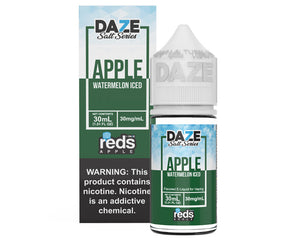 Reds Salt - Apple Watermelon ICED (30mL)