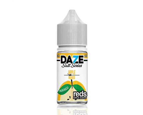 7 Daze Salt - Reds' Apple Mango (30ml)