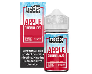 Reds E-Juice - Apple Iced (60mL)