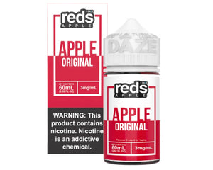Reds E-Juice - Apple (60mL)