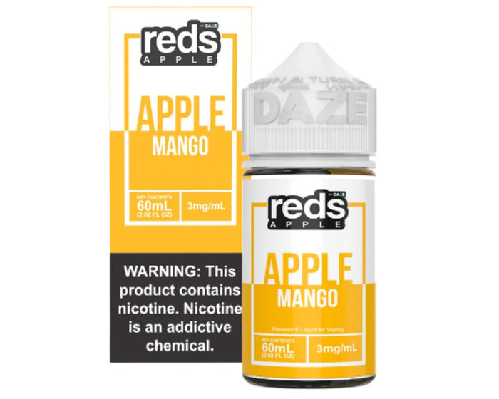 Reds E-Juice - Apple Mango (60mL)
