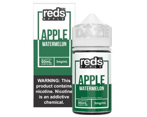 Reds E-Juice - Apple Watermelon (60mL)