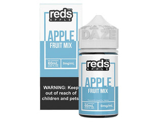 Reds E-Juice - Apple Fruit Mix (60mL)