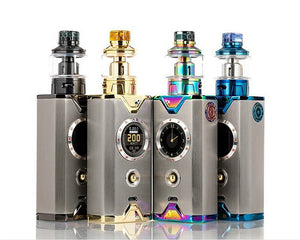 Sigelei CHRONUS Kit - SHIKRA Edition 200W TC Starter Kit